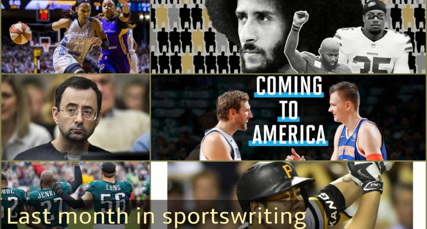 january sportswriting