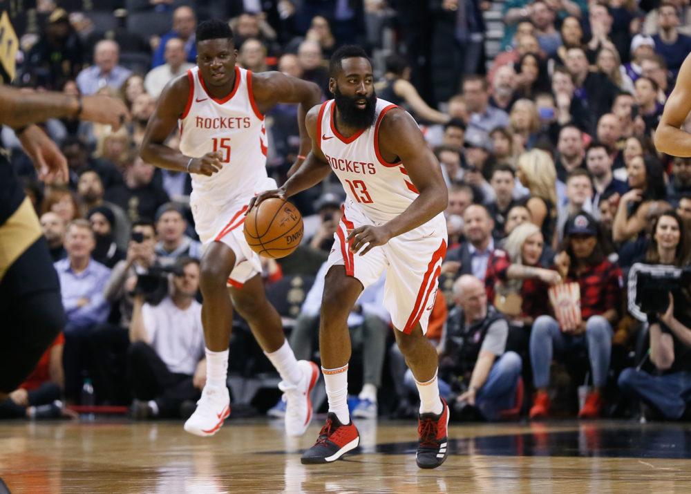 85b1d90a07e NBA  Houston Rockets at Toronto Raptors - Awful Announcing