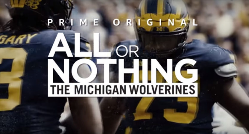 Amazon's Michigan series is almost here.