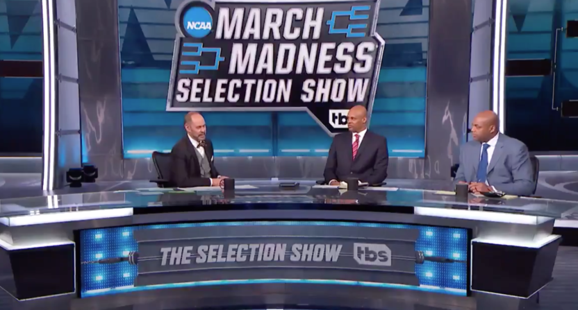 ncaa tournament selection show