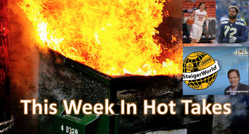 This Week In Hot Takes for March 23-29.