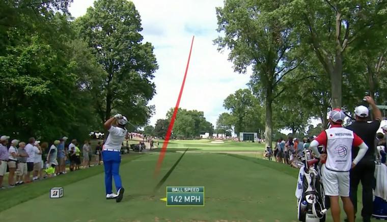 golf-shot-tracer