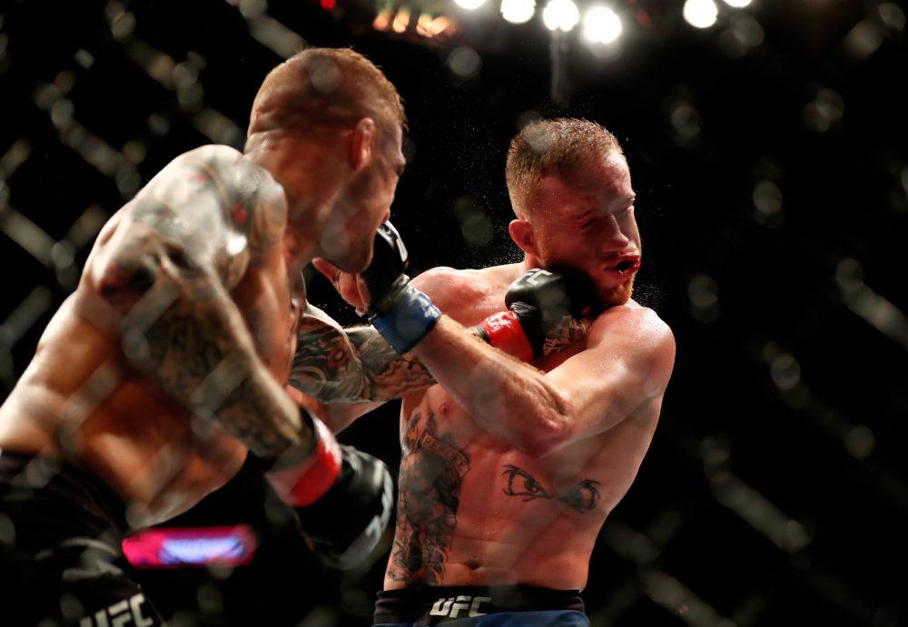 MMA: UFC Fight Night Phoenix-Poirier vs Gaethje - Awful