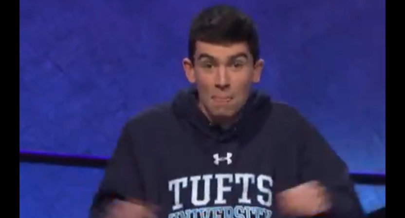 College Jeopardy! contestants present thoroughly terrible