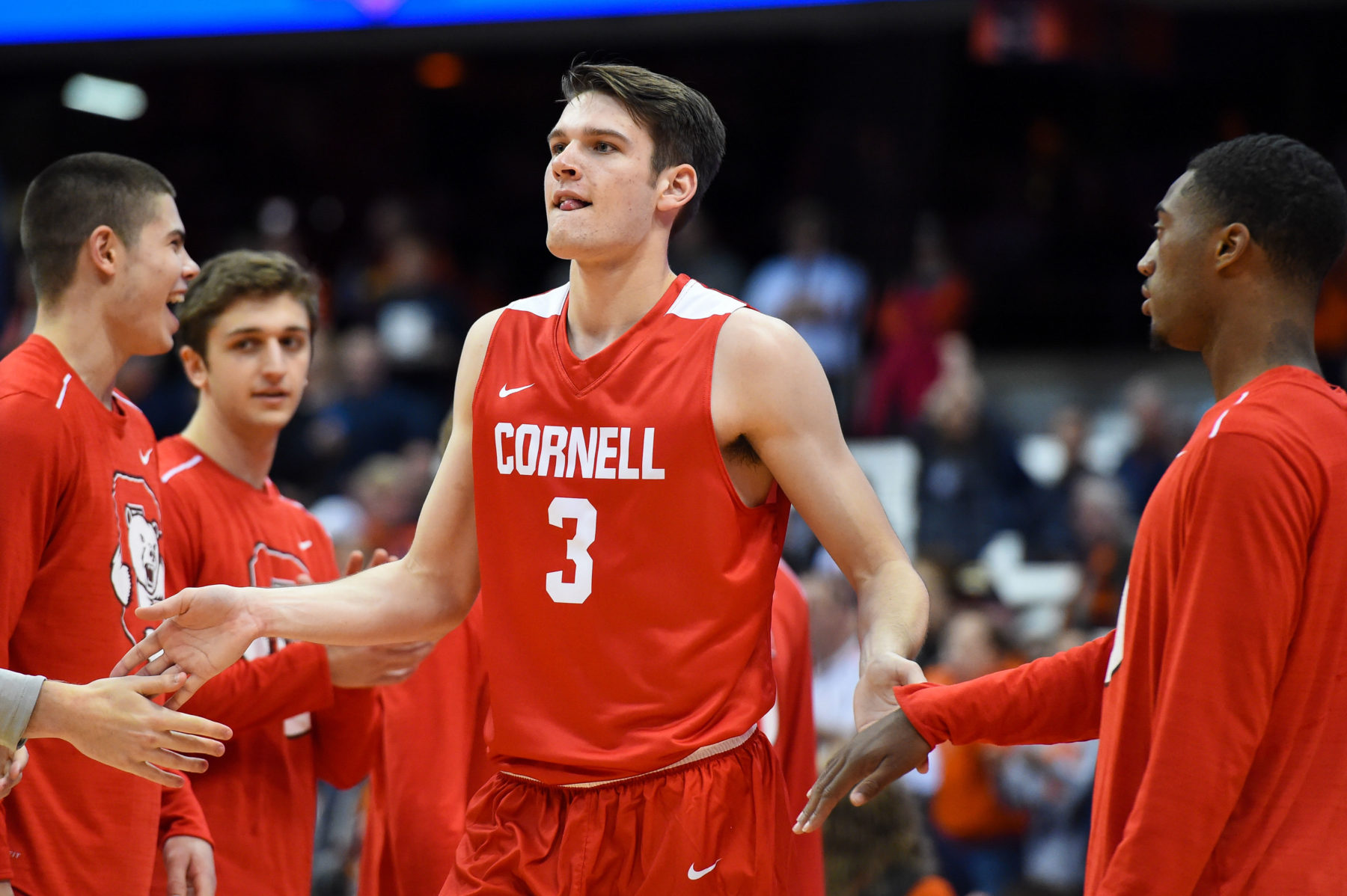 Ncaa Basketball Cornell At Syracuse Awful Announcing
