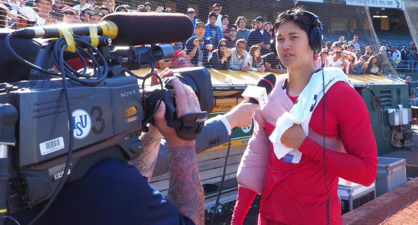 shohei ohtani-los angeles angeles-japanese media