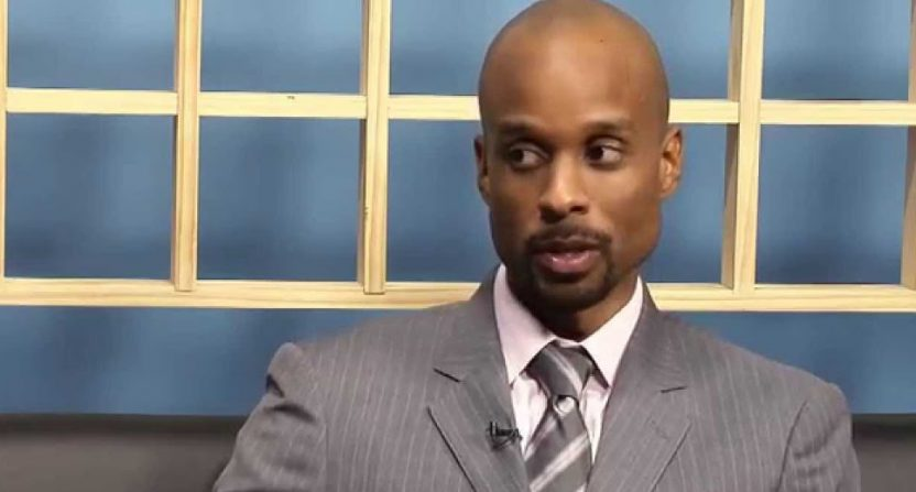 Bomani Jones in a 2014 interview.