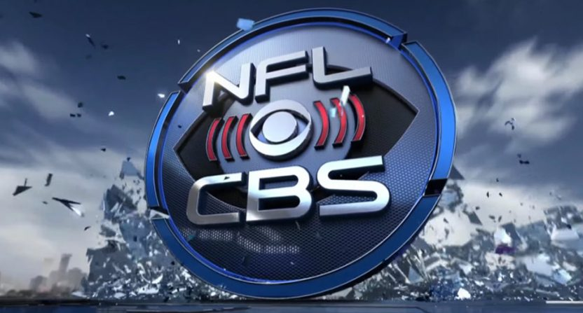 The NFL on CBS.