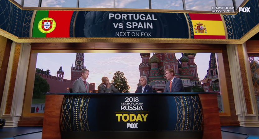 The World Cup on Fox