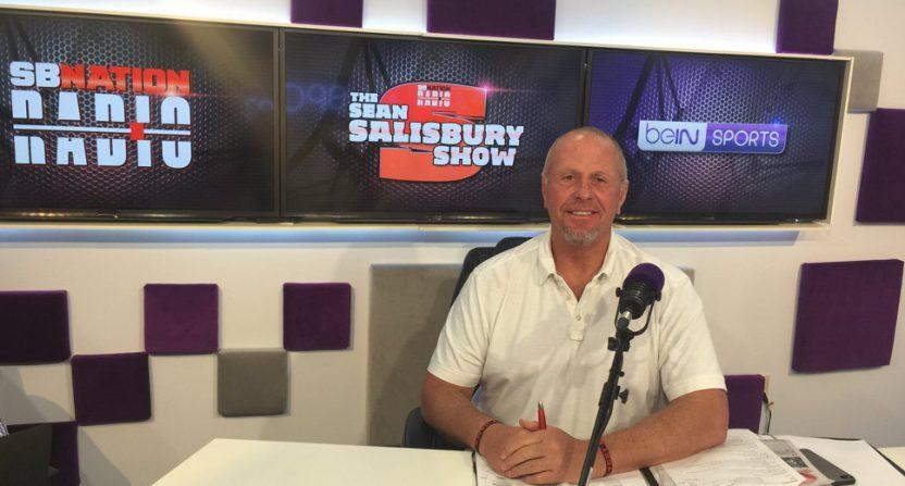 Sean Salisbury is leaving SB Nation Radio/beIN Sports to head to Houston's SportsTalk 790.