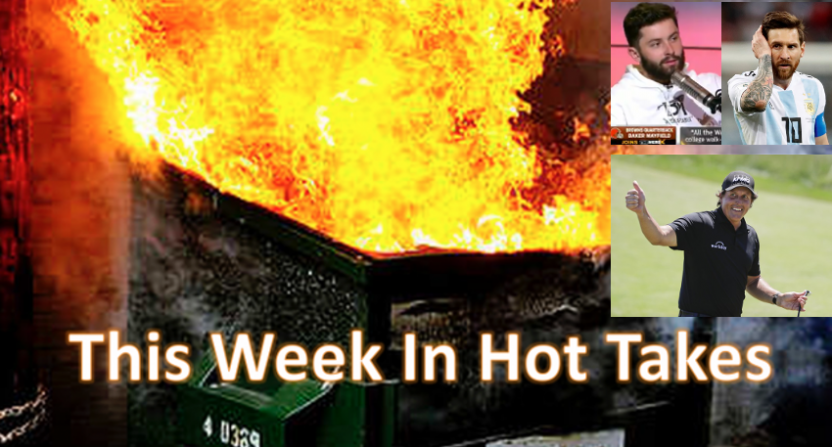 This Week In Hot Takes for June 15-21.
