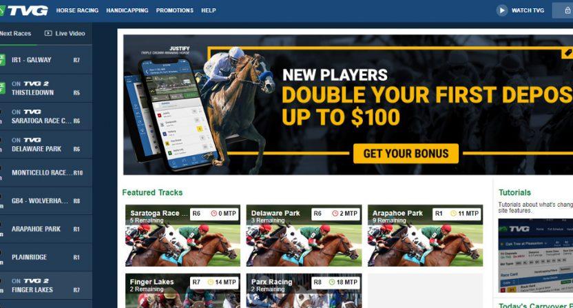 TVG's website.