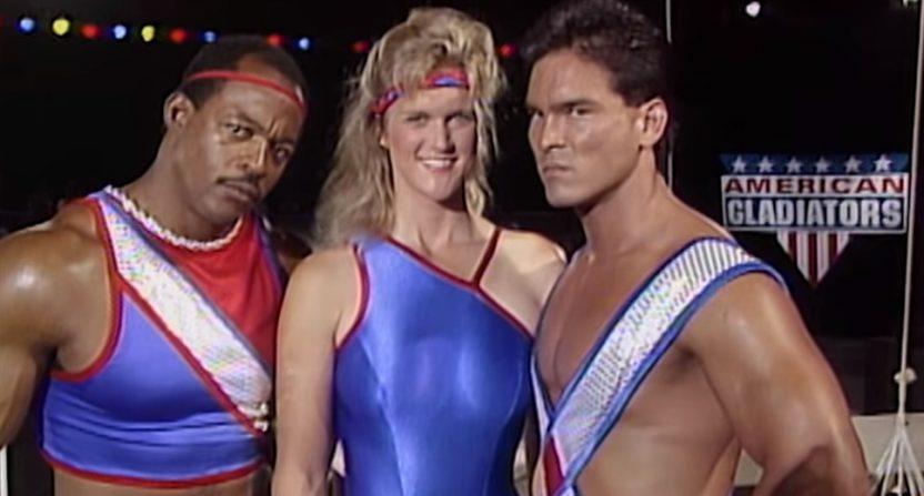 The original American Gladiators.