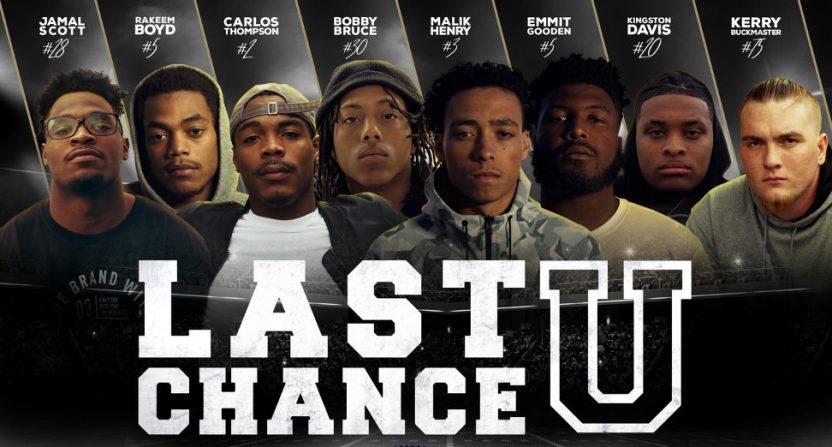 A Last Chance U Season 3 poster.