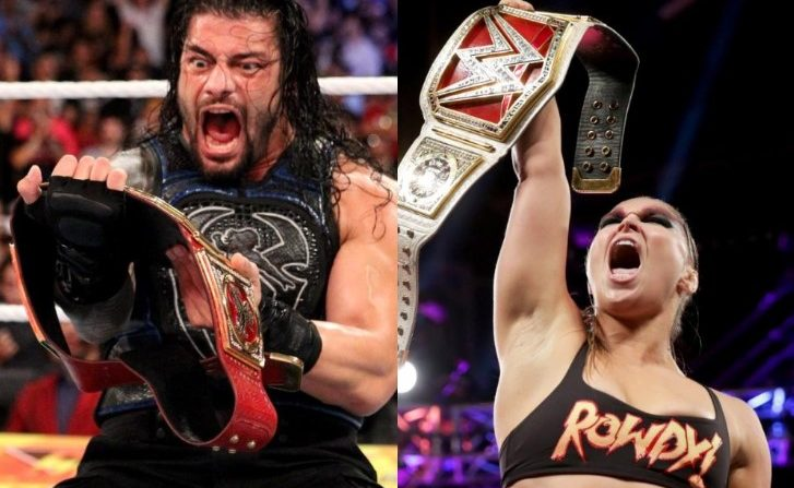 10 takeaways from wwe summerslam featuring ronda rousey and roman