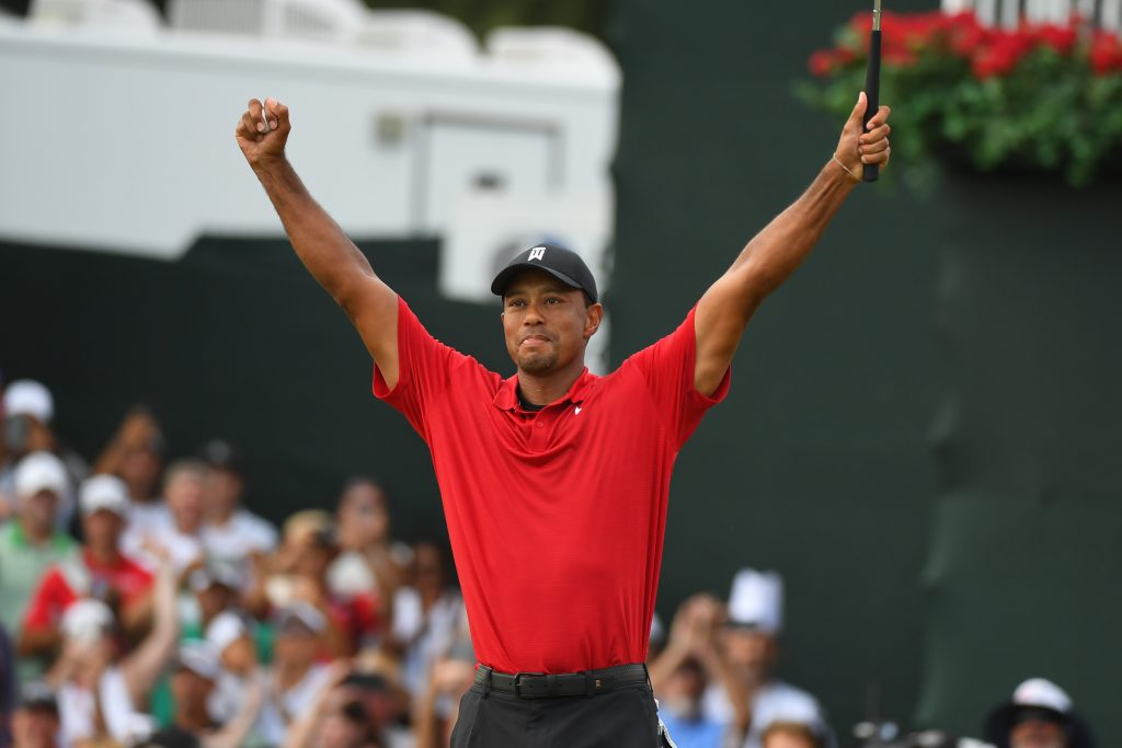 Tiger Woods Tour Championship Win Provided Massive