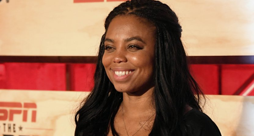 1c624e82f94f Jemele Hill will narrate the LeBron James Showtime documentary  Shut Up and  Dribble