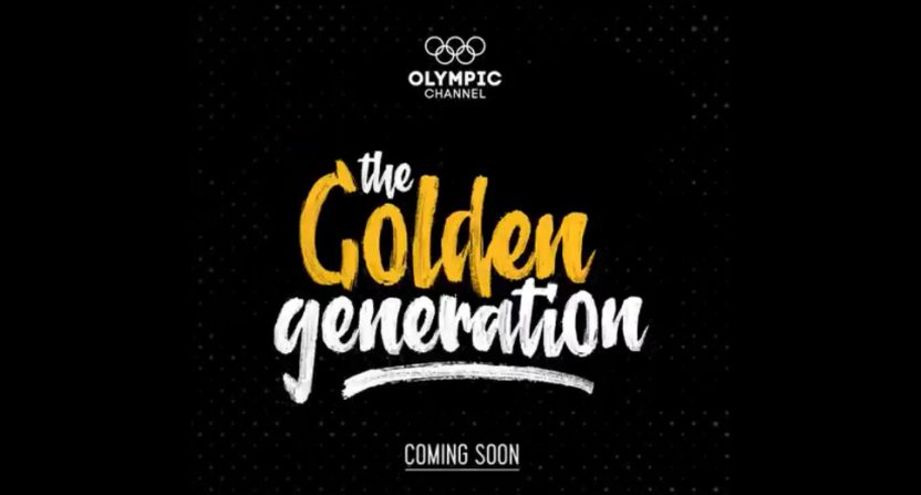 """The Olympic Channel's new film is """"The Golden Generation,"""" on Argentina's basketball team."""
