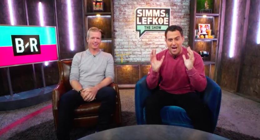 Chris Simms & Adam Lefkoe bring gambling focus to new