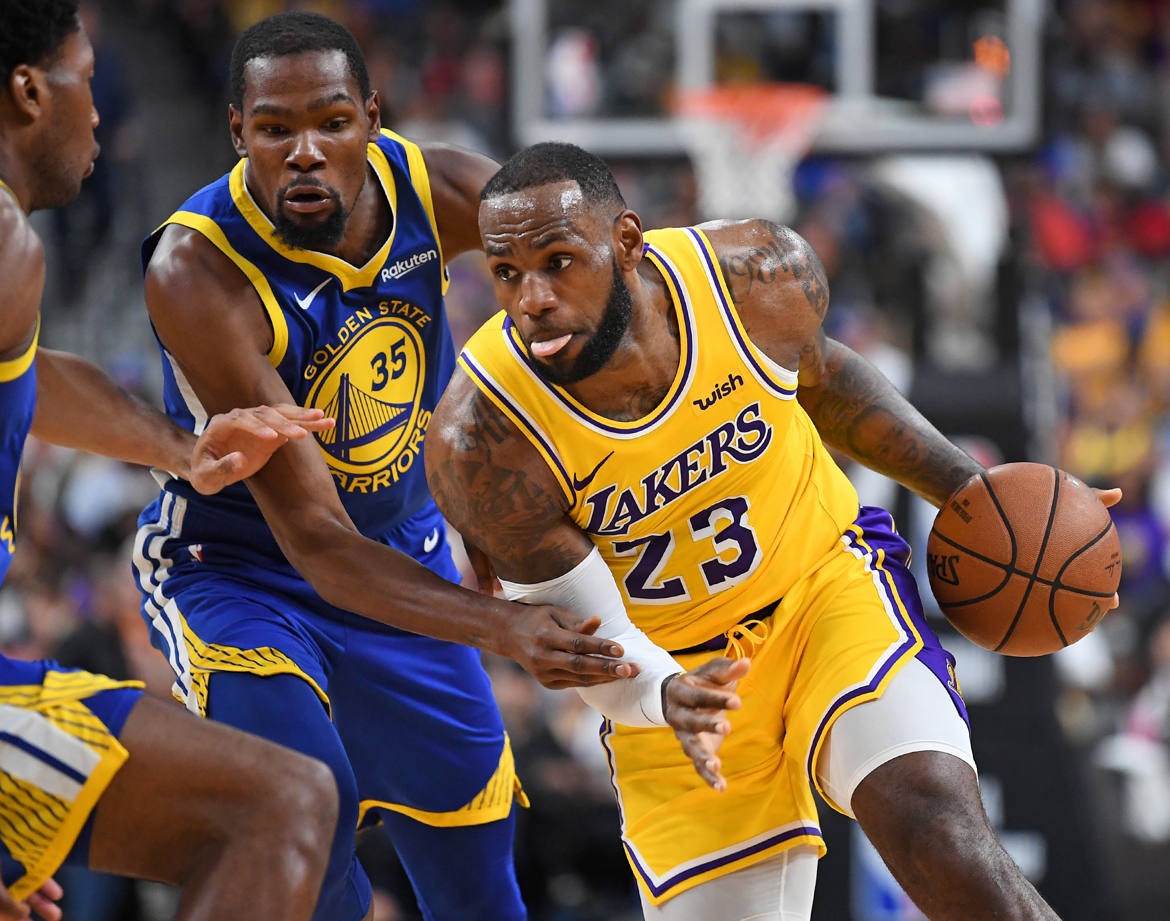 10 must-watch NBA games in October: LeBron's Lakers debut