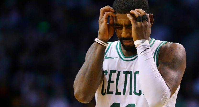 d10576c3a2e9 Kyrie Irving apologized for his Flat Earth controversy