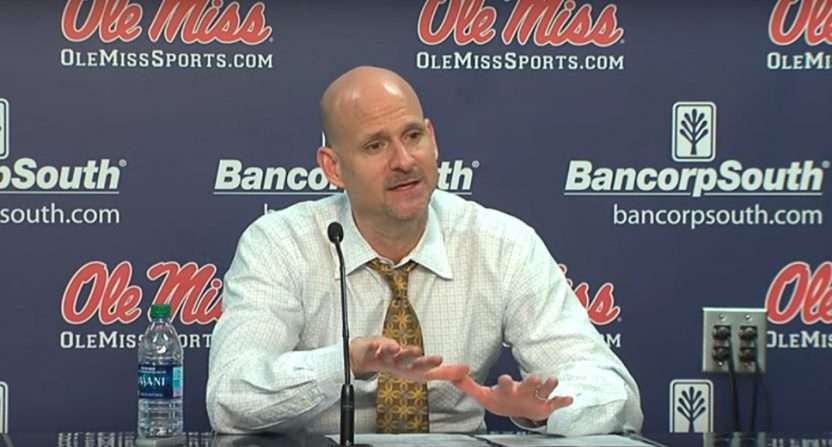 Andy Kennedy at Ole Miss.