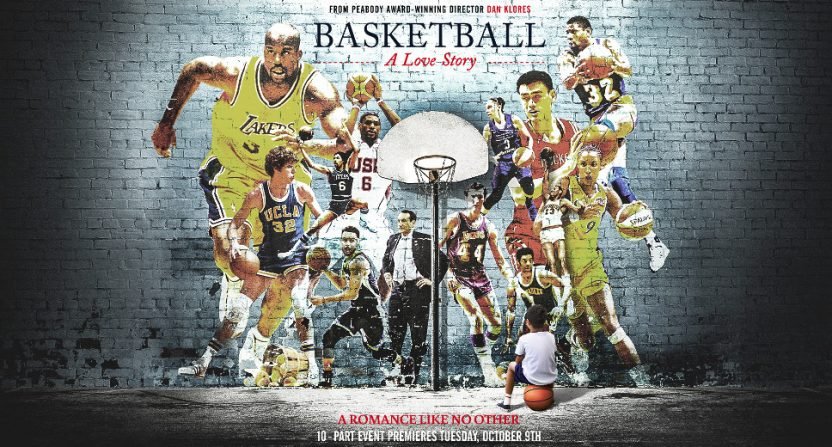 "Dan Klores spoke to AA about his ""Basketball: A Love Story"" ESPN Films project."