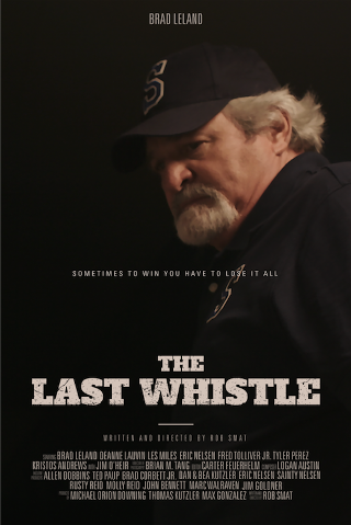 The Last Whistle's poster.