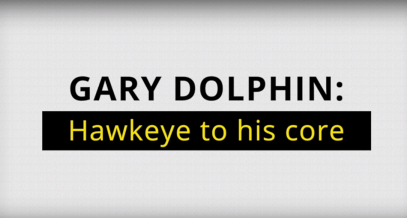 An ad promoting Gary Dolphin.