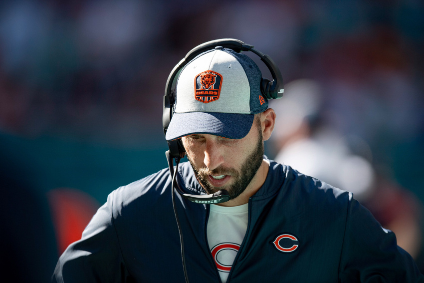 This is not Matt Nagy.