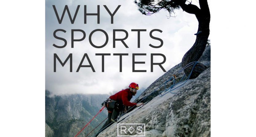 The Religion of Sports Why Sports Matter podcast.