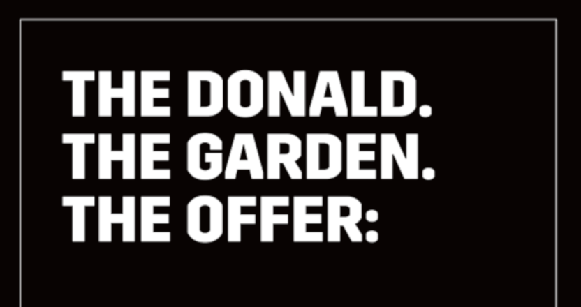 dazn takes ad in usa today to write open letter to president trump inviting him and mexicos president to canelo rocky fielding fight