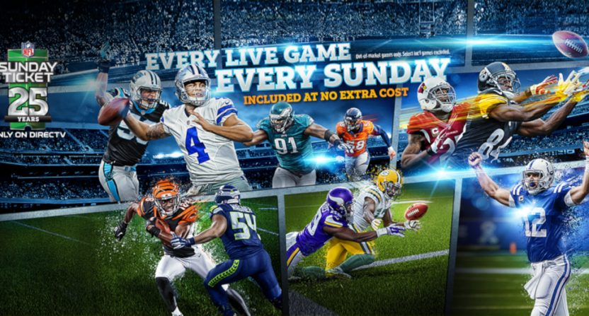 DirecTV Sunday Ticket