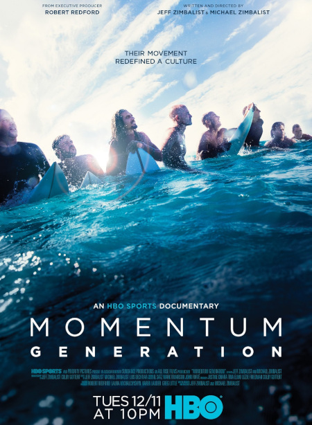 Momentum Generation is coming to HBO Dec. 11.