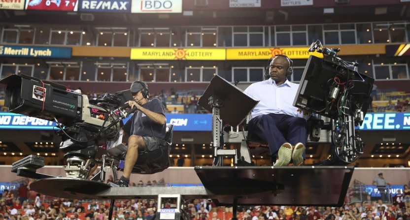 ESPN Is Slightly Shaking Up The Monday Night Football Broadcast For International Super Bowl Coverage