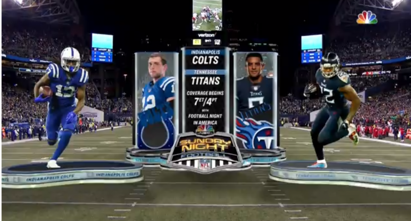 Image result for colts vs titans snf