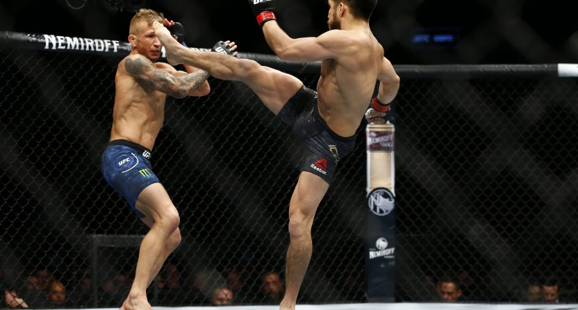 The UFC's ESPN+ debut spurred half a million new subscriptions