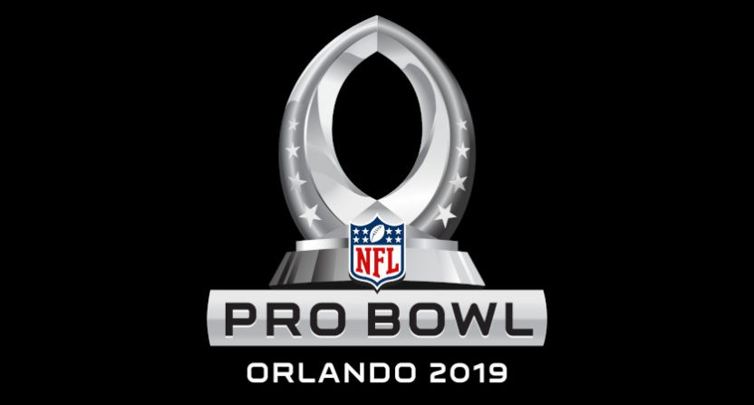 The 2019 Pro Bowl.