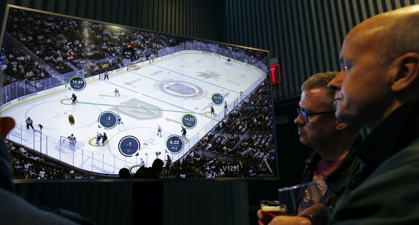 NBC launches digital-only broadcast consisting of puck and player tracking  during NHL All-Star Game 7d1e35dc2