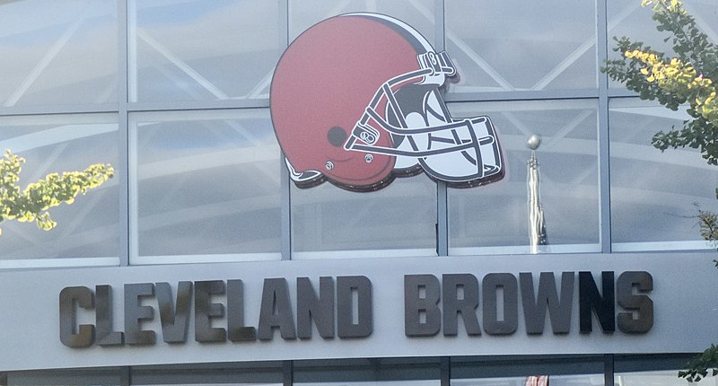 The Browns' facility.