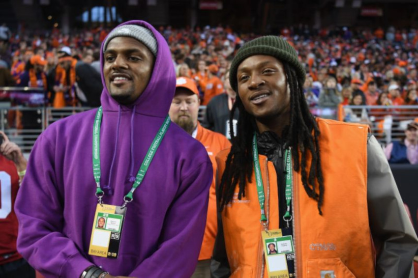 Watson for Deshaun of out his host calls radio criticisms