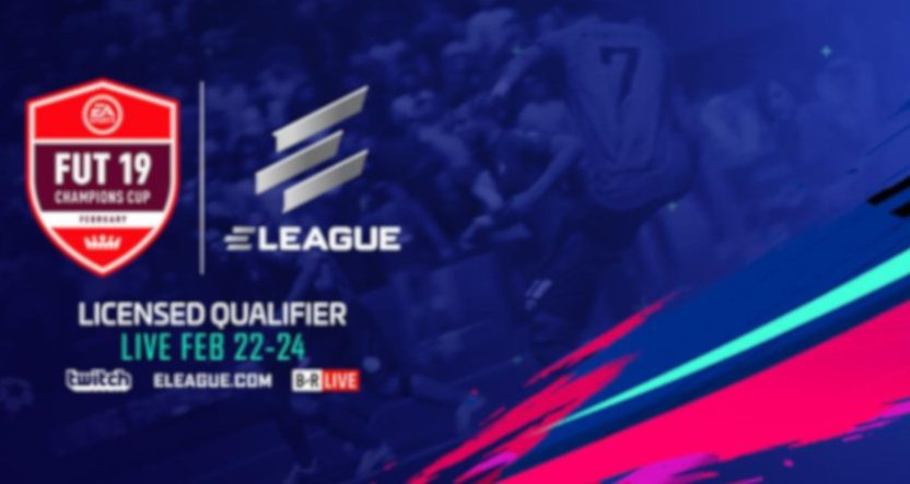 ELEAGUE's upcoming FIFA event.