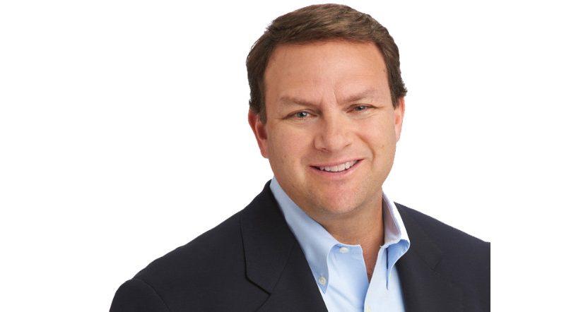 NBC executive Mark Lazarus.