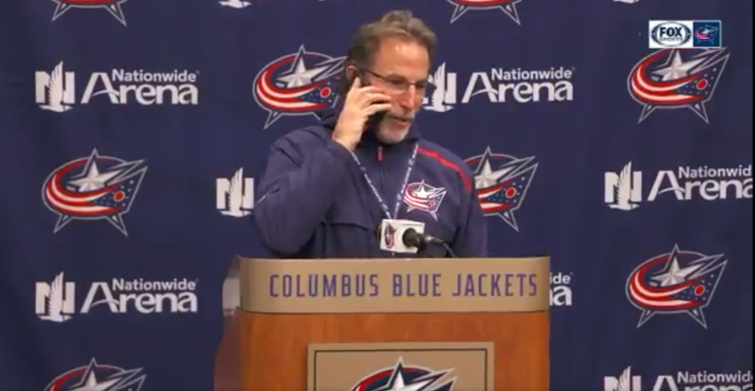 John Tortorella, famed for many past media confrontations, is joining the media again, this time as an ESPN analyst