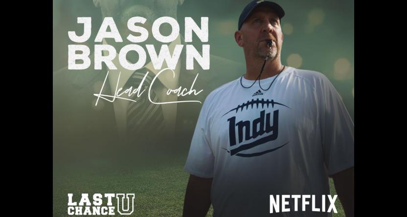 Jason Brown on Last Chance U.
