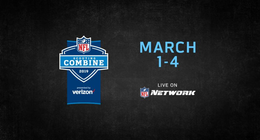 NFL Network's 2019 combine promo.