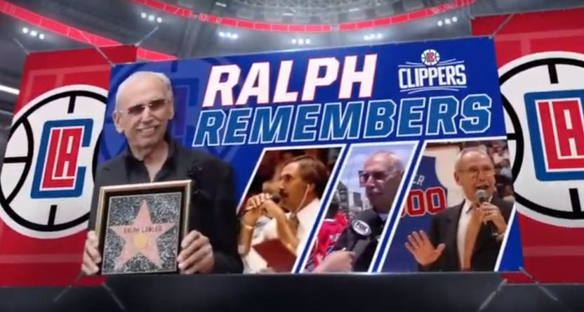 "Ralph Lawler in the ""Ralph Remembers"" series."