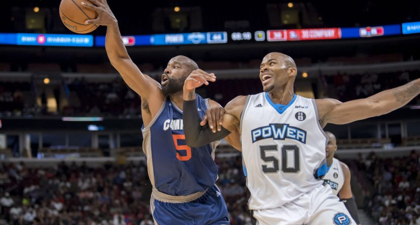 BIG3, CBS agree to exclusive broadcast deal