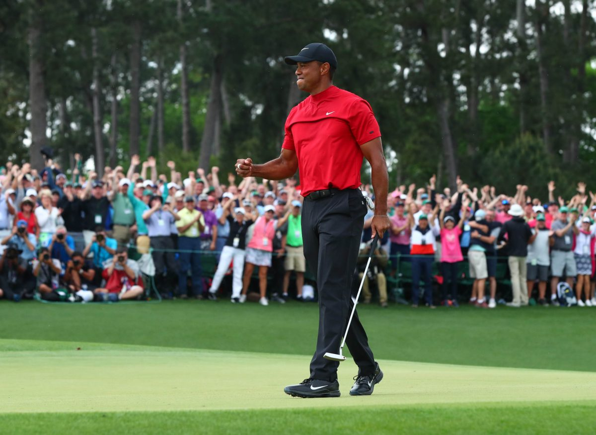 HBO formally announces two-part Tiger Woods documentary, which will air in December