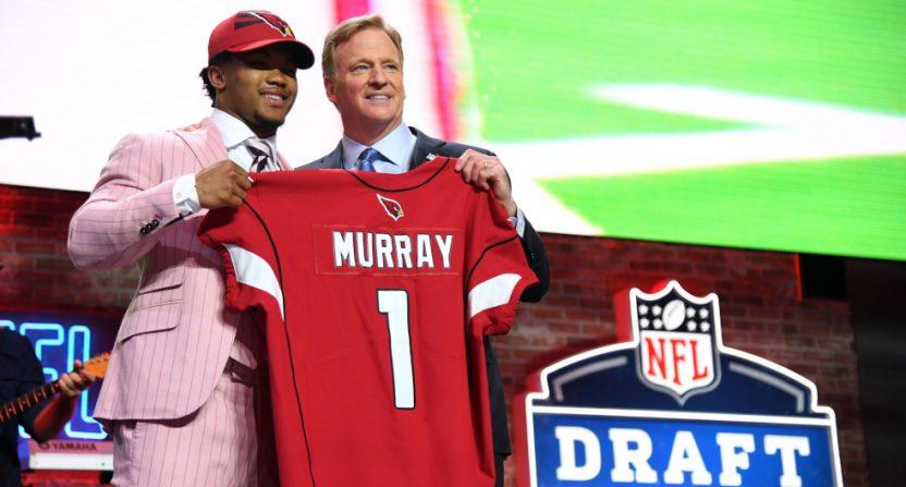 Kyler Murray at the 2019 NFL draft.